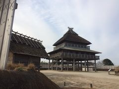 百名城(16/100)の吉野ヶ里遺跡