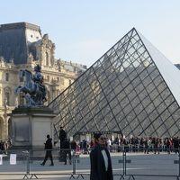 今月(2月)の旅行は、パリ・ルーブル美術館へ・・・