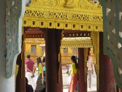 心も資源も豊かな国 ミャンマー ③「世界三大仏教遺跡」バガンの寺院と夕景1日目☆