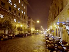 *:.゜'★Honeymoon,。.:*♪イタリア・フランス周遊[1]~ローマ市内の教会と本場イタリアン~