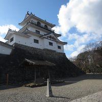 白石を巡るスキー~鎌崎温泉お城まで!!!