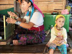 首長族の村を訪問 私にしては弾丸・初チェンマイの旅3-1