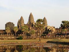 【現地駐在員の春節休み】中国を飛び出してカンボジア・シェムリアップへ(1日目~2日目)
