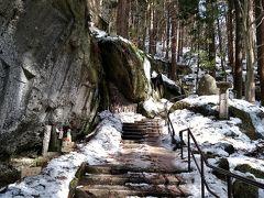 冬の山形 1日目 雪の山寺と米沢牛を食べる。