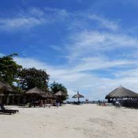201702初めてのセブ島 フィリピン航空往復プレミアムエコノミーで行く雨のブルーウォーターマリバゴホテル滞在の旅