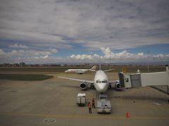 南米旅その10 ペルーからボリビアへ 海抜4000mのラパス空港で走れ!走れ~!!!