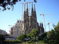 バルセロナ6日間の旅