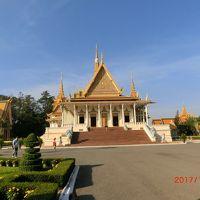 ANA直行便のHIS現地ツアー3泊5日(プノンペン in Cambodia)No.1/3