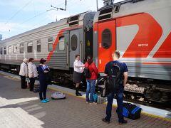 8.シベリア鉄道に乗り、日帰りの旅へ