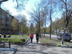 9.ウスリースク街歩き