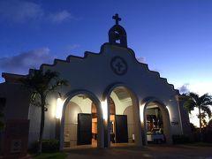 マンギラオ教会、金曜日のナイトマーケット