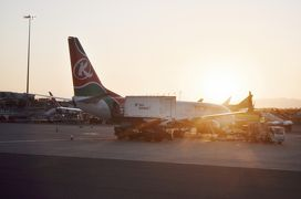 天空のレストラン アフリカの航空会社(ロイヤルエアモロッコ、エジプト航空エク スプレス、エールコートジボワール、アスカイ(Asky)、エールブルキナ、南アフリカ航空、ケニア航空、エチオピア航空)
