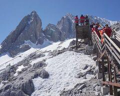 団塊夫婦の絶景の旅・2017中国-(1)標高4500m越えのハイキング・玉龍雪山へ