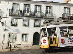 走行距離3000キロ!!!レンタカー周遊ぐるっとポルトガル、スペイン旅行�リスボン編