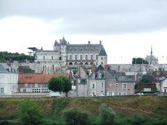 フランスSNCFで行くロワールの古城とシャモニーモンブラン(Jour 2)①