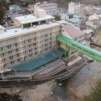 塩原温泉郷のホテルニュー塩原に宿泊してのんびりしました