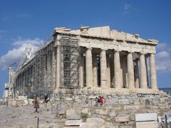 ギリシャ アテネとサントリーニ島8日間の旅(2) アテネ