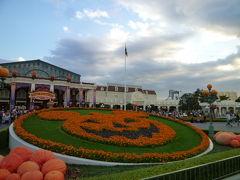 2016年10月27日 東京ディズニーランドのハロウィンを楽しんじゃおう!バケパ利用 昼間