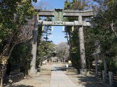 浅間神社巡詣③~東京
