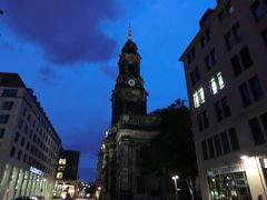 ぐるっと中欧巡り5 世界文化遺産取り消しの街ドレスデン1