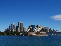 オーストラリアへへ行ってみた(+o+) 2日目 シドニー観光
