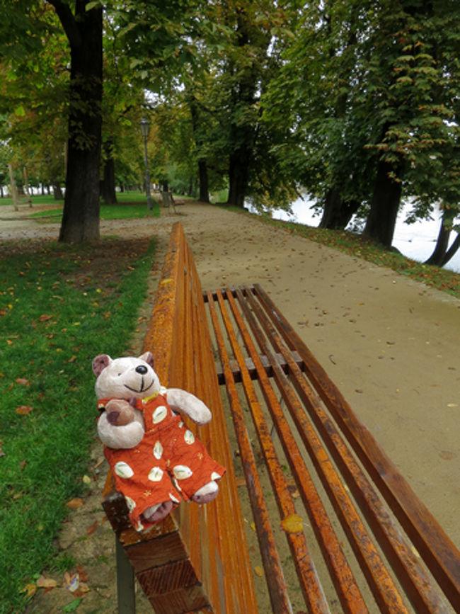 2016年9月30日-10月6日まで3度目の訪問となるプラハを一人旅してきました。以下、旅行の日程で、ここでは10月3日の様子をまとめました。<br /><br />9月30日 ウィーンから列車でチェコのプラハへ<br />10月1日 プラハ散策(レトナー公園、ミュシャ「スラヴ叙事詩展」、ラピダリウムなどを見学)<br />10月2日 プラハ散策(Hanavsky Pavilon、王宮庭園などを観光後、夜はヒベルニア劇場でバレエ鑑賞)<br />10月3日 プラハ散策(黒い聖母の家、ヴァーツラフ広場、ダンシングビル、射撃島などを観光)<br />10月4日 プラハ散策(インドジシュスカー塔、植物園、イラーセク橋、ペトシーン公園などを観光)<br />10月5日 プラハからエアフラ便で成田へ帰国