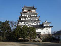 日本100名城を行く(福山城)プラス倉敷美観地区と大原美術館