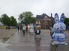 オランダ・ベルギーのんびり散歩旅①アムステルダム