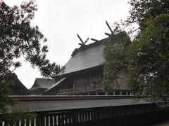 冬の島根を観光-出雲編