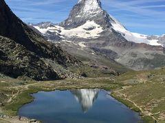 2016年夏 スイスに行って来ました。part 3 クール~氷河特急~ツェルマット編