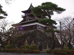 福井県:福井城、北の庄城、丸岡城、亥山城、越前大野城