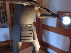 会津若松へ! その3 会津鶴ヶ城の本丸へ。