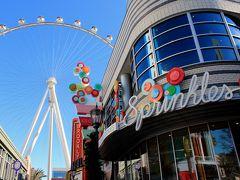 ラスベガスでカウントダウン&絶景の旅 5日目:お昼も素敵なラスベガス