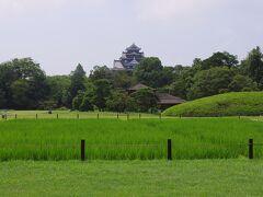 岡山県:岡山城