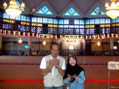 避寒にマレーシアに行った、30度。でも高地(1,800m)や冷房が寒い!
