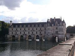 フランスSNCFで行くロワールの古城とシャモニーモンブラン(Jour 2)②