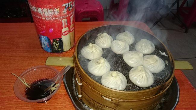 片道3370円で予約が出来たので<br />中国の武漢に行っちゃいました。<br />今回は食べ歩きと毛沢東の旧宅に行くのが目的です。