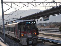2017年3月新線乗りつぶしの旅2(可部線延長開業区間へ)