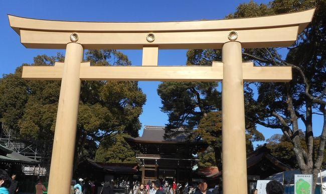のんびり散策と呑み(*^^)v<br /><br />初詣では、例年日本一の参拝者数なんだよね。