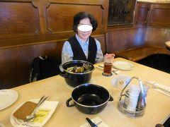 デュッセルドルフ名物:ライン風ムッシェルン料理