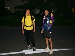 日本一周・歩き旅(156日7130キロ)の記録
