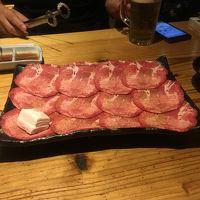 食べ過ぎました!週末土日に佐賀の奇跡の焼肉と福岡のもつ鍋・牡蠣・おでん・てんぷらなど食べまくりの旅