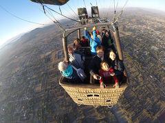 ■メキシコシティ発■ 気球に乗ってテオティワカン遺跡を遊覧! BYウォータースポーツカンクン店長吉田