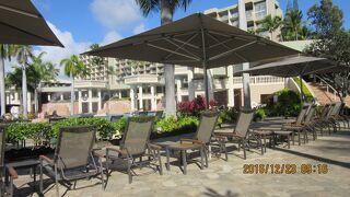カウアイ島: Marriott's Kaua'i Beach Club の 6 プライドオブアメリカ号帰船迄   2016 12