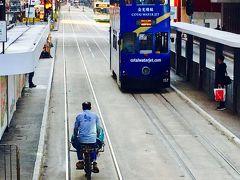 ただいま香港を旅行中!「ふたたび」④そしてトラムに乗り、大廈を撮る!(筲箕灣、蓮花宮、勵徳邨、新斗記)