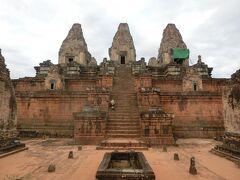 2017冬 カンボジア10:世界遺産アンコール遺跡 バンテアィ・クディ、スラ・スラン、プレ・ループ