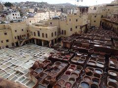 アフリカ入門:ツアーでモロッコ観光 【その2】イスラムの迷路古都フェズ