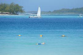 モーリシャス[Mauritius](2)[ブルーベイ(Blue Bay)、イルオセルフ(Ile aux cerfs)]