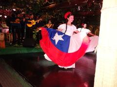 チリ、アルゼンチンへの旅