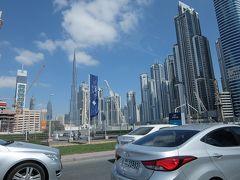 アラブ首長国連邦の旅(4) ドバイ